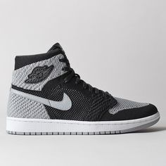 premium selection fae21 6a1df Nike Air Jordan 1 Retro Hi Flyknit Shoes