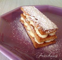 Mlhojas hecha con croissant .. Desde la cocina de Franchesca. Esta y otras deliciosas recetas en http://cocinadefranchesca.wordpress.com
