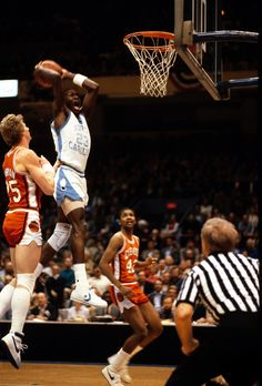 Michael Jordan © University of North Carolina