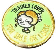 Vintage 1970's Trained Lover for Sale or by CdnVintagePickers