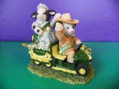 Mary Moo Moos John Deere Figurine You're Udder Royalty My Deere 102388 John Deere Decor, Cow Kitchen, Cow Parade, Cow Decor, Sam Heughan, Cute Funny Animals, Farm Life, Cows, Royalty