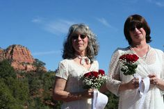 Post image for Two Brides, a Valentine Wedding in Sedona