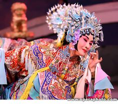 Peking Opera, Beijing, China