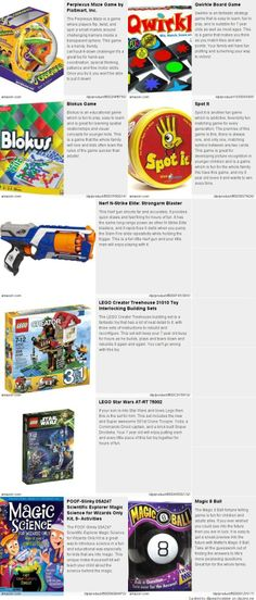 Toys for 8 Year Old Boys