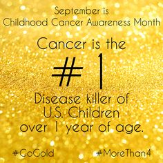 More than all other disease killers combined.  --------------- September is…