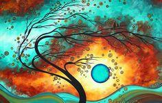 dibujos-faciles-pinturas-con-acrilico.jpg (1373×875)