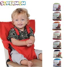 Buy Online Baby Chair Portable Infant Seat Carrier Dining Lunch Chair/Seat For Kids Safety Belt Feeding High Chair Harness Baby Chair Seat Cute Desk Chair, Baby Chair, Desk Chairs, Room Chairs, Kid Chair, Dining Chairs, Office Chairs, Baby Safety, Child Safety