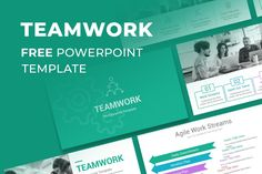 Teamwork Free PowerPoint (PPT) Template Free Powerpoint Presentations, Powerpoint Presentation Templates, Powerpoint Template Free, Photo Report, Teamwork, Keynote, How To Plan, Google, Templates