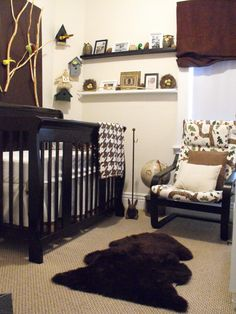 :: mon petit amour :: {canadian baby blog}: :: wonderful woodland nursery from a mon petit amour reader ::