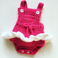 Adorable, OOAK baby rompers! Ready to Ship and perfect for Valentine's Day