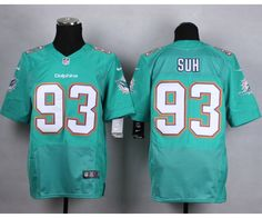 dfd831282 ... Mens Nike Miami Dolphins Blank Green Elite NFL Jerseys Miami Dolphins  Jerseys Pinterest ...