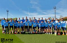 El Estudiantes visita al Atlético