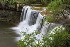 Chagrin Falls.