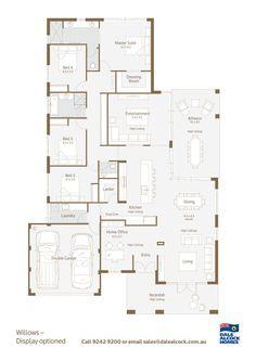 Willows Floorplan