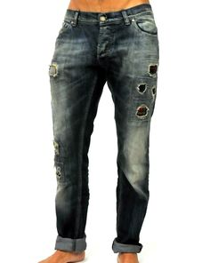 Jeans toppe e rotture – IMPERIAL Fashion