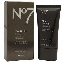 Boots No7 True Identity Foundation