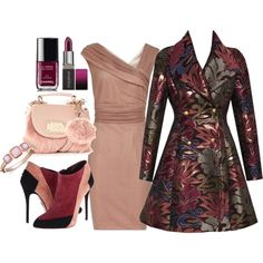 """tpink"" by tiziana-arosio on Polyvore"