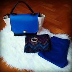 Shades of blue  #miss_s_design #handmade #bag #fashionbag #trapezebag #dailystyle #autumn #fashionstyle #instafashion #trend #photooftheday #fall #outfit #ootd #lotd #potd #vscocam