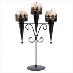 Midieval Candle Stand