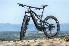 Specialized Turbo Levo Electric Mountain Bikes – [VIDEO & PICS]