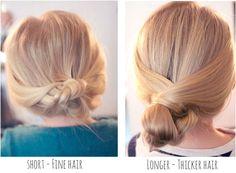 hair for girls short or long hair