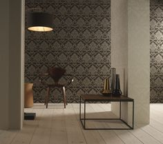 New Simplicity Wallpaper (source Vision Wallcoverings) / Wallpaper Australia / The Ivory Tower