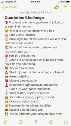 This is a list of fun things to do during quarintine. Stay safe and healthy! Productive Things To Do, Things To Do At Home, Things To Do Alone, Stuff To Do, Fun Things, Sleepover Things To Do, Fun Sleepover Ideas, Teen Sleepover, Summer Bucket List For Teens