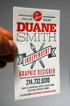Business In The Front Party Back Interactive Fold Out Letterpress Cards With A Little Folding Die Cut Tabs Reveal Col