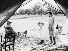 Out of Africa Photo Shoot | A Visual Anthology