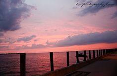 Sunset @ Fisherman's Warf, Punta Gordo