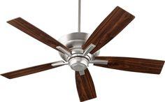 0-027783>Mercer Ceiling Fan Satin Nickel