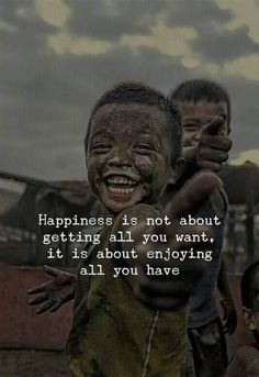 Positive Quotes : Happiness is not about getting all you want. Positive Quotes : QUOTATION – Image : Quotes Of the day – Description Happiness is not about getting all you want. Sharing is Power – Don't forget to share this quote ! Wise Quotes, Quotable Quotes, Attitude Quotes, Great Quotes, Words Quotes, Not Happy Quotes, Daily Quotes, Enjoy Quotes, Grateful Quotes