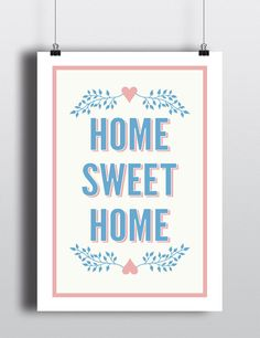 Maison Neuve maison réchauffement cadeau par HelloFridaysDesign