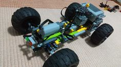 Lego Technic - Basic chassi