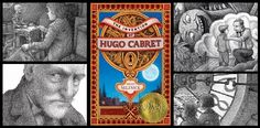 """The Invention of Hugo Cabret"" uniquely uses both writing and captivating pictures to tell the story."