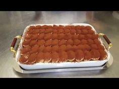 TIRAMISU FĂRĂ OUĂ CRUDE de RITA CHEF. - YouTube Sweet Light, Creme Dessert, Tiramisu Recipe, Italian Cookies, Biscotti, No Bake Desserts, Italian Recipes, Cheesecake, Deserts