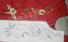 موقع يهتم بجديد الموضة والأناقة مع تعليم جميع فنون الخياطة والاعمال اليدوية Silk Ribbon Embroidery, Diy Embroidery, Clothing Patterns, Couture, Tapestry, Quilts, Stitch, Blog, T5