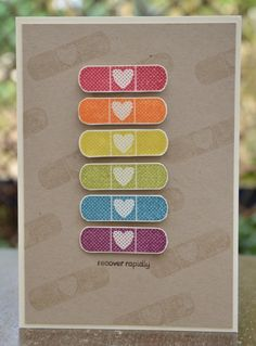 Rainbow Band Aid