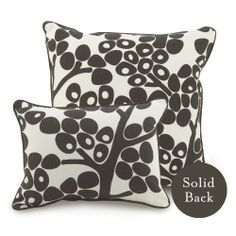 Modern Berries Throw Pillow in Tree Trunk Brown by Oilo. $49.00. Usually ships in 1-2 weeksMultiple SizesOilo's Modern Berries Collection incorporates modern design with Scandinavian appeal. The motif featured in this line is inspired by the red currant berries that are scattered about the Norwegian highlands. Make a statement in your nursery with the chicly simple Modern Berries Collection. Add all the accessories to complete the look of your child's nursery. Oilo offers m...