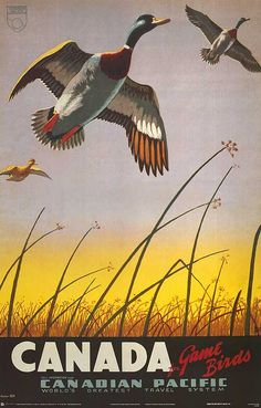 Canadian Pacific poster.