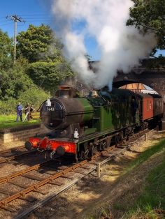GWR Visitor | by Gerry Balding