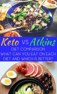 Tips For A Better Diet What is the difference between keto vs Atkins for meal planning and dieting? Knowing the main differences will help you identify which eating plan is right for you between the Atkins Keto Diet. What is a Keto Diet Keto Vs Atkins, Keto Vs Low Carb, Dieta Atkins, What Is Atkins Diet, Best Diet Plan, Diet Plan Menu, Dieta Paleo, Paleo Diet, Diabetic Recipes