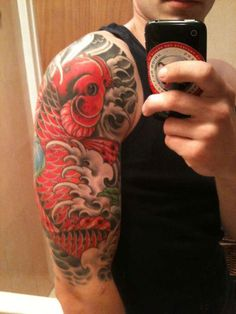 men top arm tattoos - Google Search
