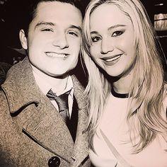 Our Katniss and Peeta!