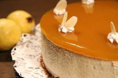 Cheesecake de guayaba   Marco Beteta