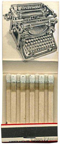 Jason D'Aquino - WRITING MACHINE