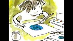 The Dot by Peter H. Reynolds - Picture book on video