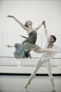 Lucien Postlewaite and Carla Korbes