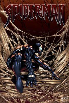 Spiderman by AlonsoEspinoza.deviantart.com on @DeviantArt