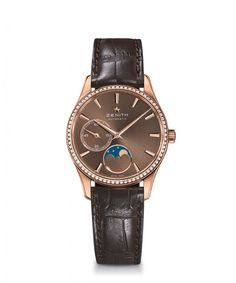 The Ultra Thin Lady Moonphase by Zenith